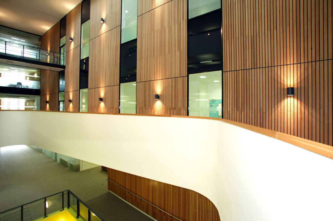 Acoustic Timber Panels Case Studies Bcl Timber Projects